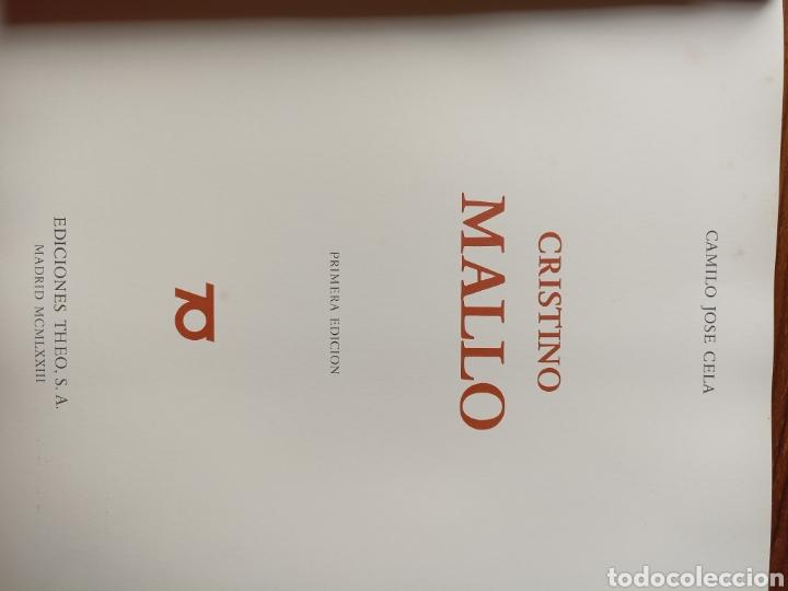 Libros: Cristino Mallo - Foto 2 - 277220388