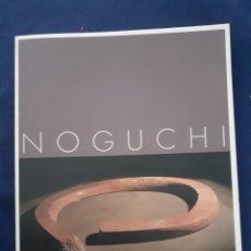 Libros: NOGUCHI, FUNDACION JUAN MARCH Y FUNDACIO CAIXA CATALUÑA, ESTADO NUEVO. Lote 290982263