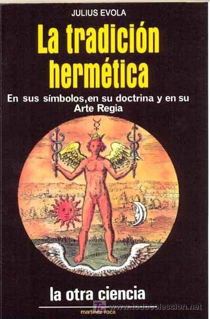 LA TRADICION HERMETICA POR EVOLA JULIUS GASTOS DE ENVIO GRATIS (Libros Nuevos - Humanidades - Esoterismo (astrología, tarot, ufología, etc.))
