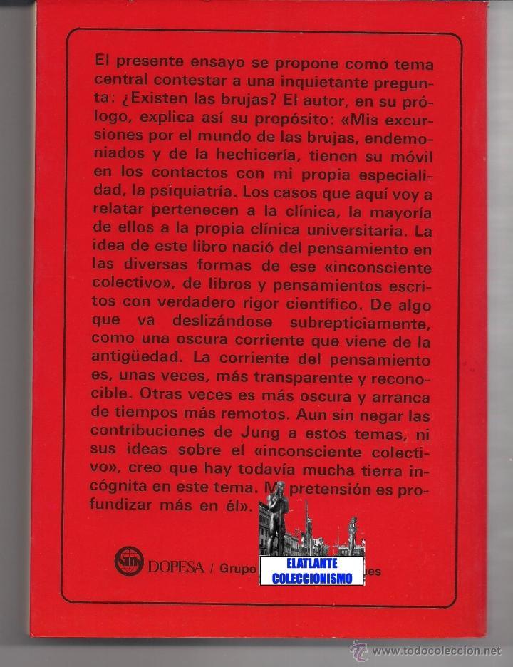 Libros: ¿CÓMO SE FABRICA UNA BRUJA? - J. J. LÓPEZ IBOR - DOPESA 1976 - BRUJERÍA PSICOLOGÍA PSQUIATRÍA NUEVO - Foto 2 - 49208335