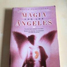 Libros: «MAGIA CON LOS ÁNGELES» MARÍA ESMERALDA. Lote 104945563