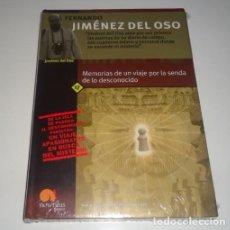 Libros: MEMORIAS DE UN VIAJE POR LA SENDA DE LO DESCONOCIDO, FERNANDO JIMÉNEZ DEL OSO. Lote 105726827
