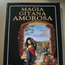 Libros: MAGIA GITANA AMOROSA. RAYMOND BUCKLAND. Lote 114630402