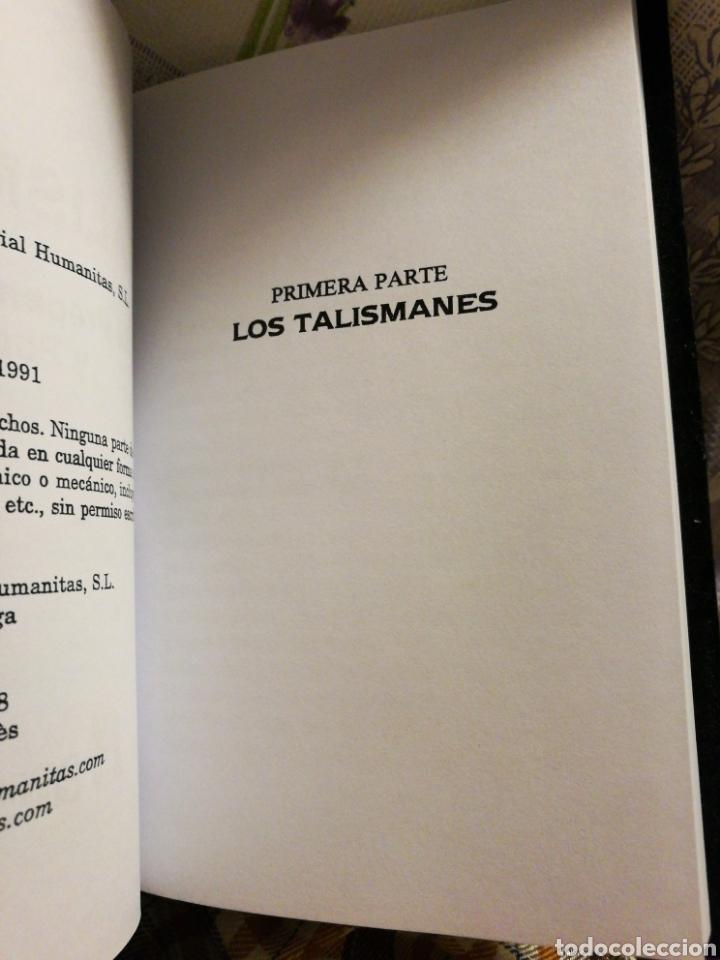 Libros: Talismanes - Editorial Humanitas - Foto 4 - 115510656