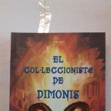 Libros: EL COLECCIONISTA DE DIMONIS. JON MAYHEW.. Lote 117624628