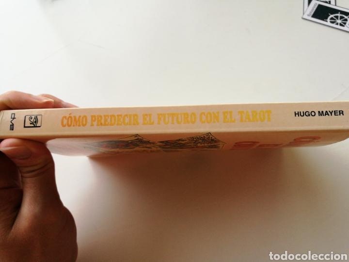Libros: Cómo predecir el futuro con el Tarot. Hugo Mayer. Editorial de Vecchi - Foto 3 - 132829799