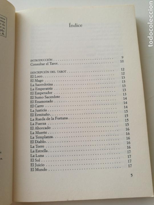 Libros: Cómo predecir el futuro con el Tarot. Hugo Mayer. Editorial de Vecchi - Foto 4 - 132829799