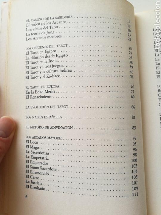 Libros: Cómo predecir el futuro con el Tarot. Hugo Mayer. Editorial de Vecchi - Foto 5 - 132829799