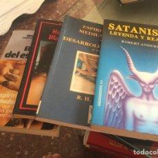 Libros: LIBROS ESPIRITISMO. Lote 133365702