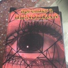 Libros: LIBROS HIPNOSIS Y MISTERIO. Lote 133366285