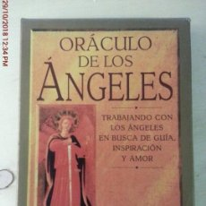 Libros: ORACULO DE LOS ANGELES. Lote 138042450