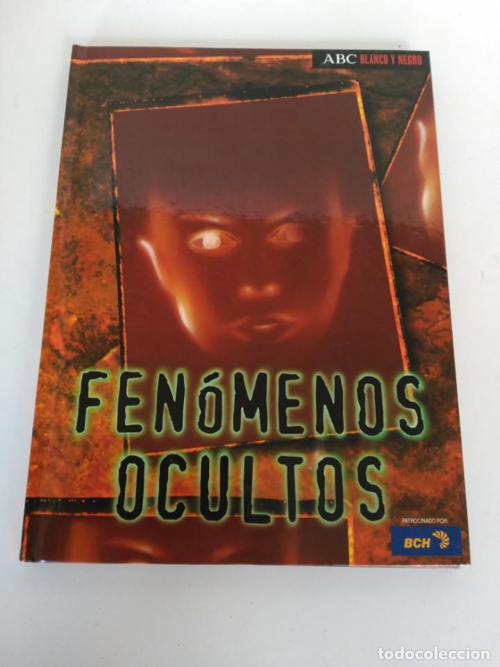LIBRO FENÓMENOS OCULTOS, DIARIO ABC (Libros Nuevos - Humanidades - Esoterismo (astrología, tarot, ufología, etc.))