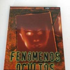 Libros: LIBRO FENÓMENOS OCULTOS, DIARIO ABC. Lote 150681326