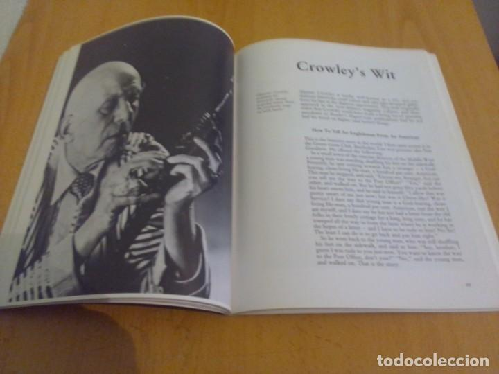 Libros: THE ILLUSTRATED BEAST. THE ALEISTER CROWLEY SCRAPBOOK - SANDY ROBERTSON - WEISER BOOKS - Foto 4 - 152327658