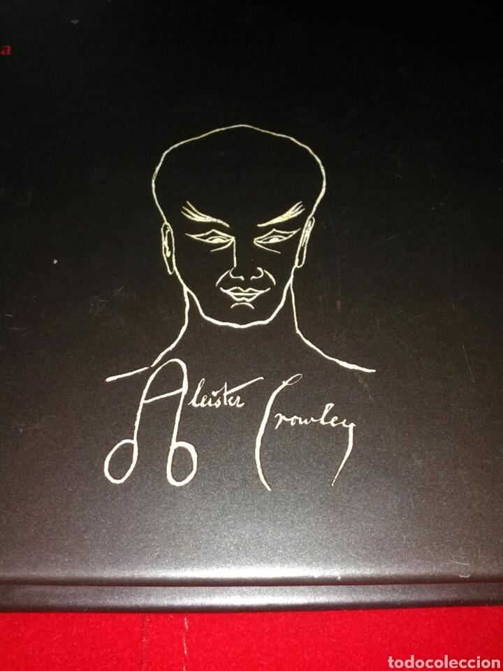 Libros: EL LIBRO DE LA LEY ALEISTER CROWLEY - Foto 3 - 156585421