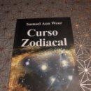Libros: CURSO ZODIACAL, SAMAEL AUN WEOR. Lote 160733172