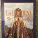Libros: LA DOCRINA SECRETA DE ANAHUAC, SAMAEL AUN WEOR. Lote 160753264