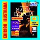 Libros: MAGIA EGIPCIA - CURACIONES Y RITUALES CLÁSICOS PARA EL SIGLO XXI - CASSANDRA EASON - NUEVO. Lote 162813374