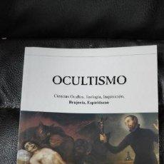 Libros: OCULTISMO ( CIENCIAS OCULTAS, TEOLOGIA, INQUISICION, BRUJERIA , ESPIRITISMO ( SERGE RAYNAUD ). Lote 163396066