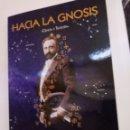 Libros: MARIO ROSO DE LUNA. HACIA LA GNOSIS. Lote 163576338