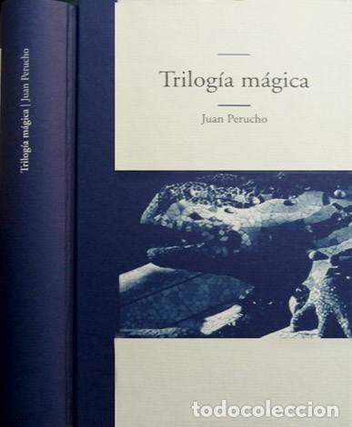 PERUCHO, J. TRILOGÍA MÁGICA [BOTÁNICA OCULTA. HIST. SEC. DE BALNEARIOS. BESTIARIO FANTÁSTICO]. 2004. (Libros Nuevos - Humanidades - Esoterismo (astrología, tarot, ufología, etc.))