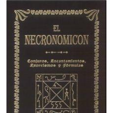 Libros: EL NECRONOMICON (SUPERVENTAS). Lote 178585657