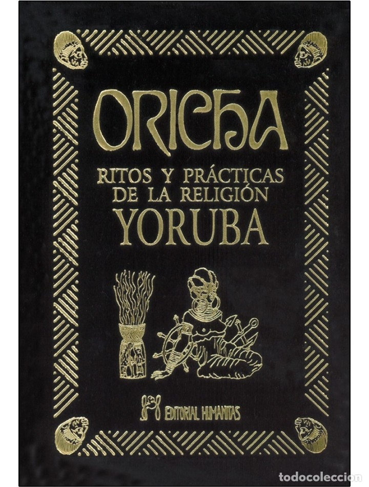 EL GRAN LIBRO ORICHA DE LA SANTERIA Y EL VUDU (MUY BUSCADO) (Libros Nuevos - Humanidades - Esoterismo (astrología, tarot, ufología, etc.))