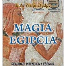 Libros: LIBRO COMPLETO DE MAGIA-EGIPCIA. Lote 178588558