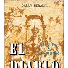 Libros: EL DIABLO- SU VIDA Y SU PODER (NUEVO). Lote 178595761