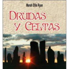 Libros: DRUIDAS Y CELTAS. Lote 178602627