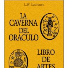 Libros: LA CAVERNA-DEL-ORACULO-LIBRO DE OCULTISMO. Lote 178603303