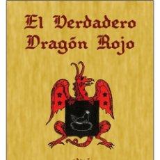Libros: EL VERDADERO-DRAGON-ROJO (MAGIA NEGRA). Lote 178678281