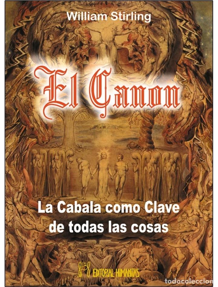 EL CANON (CABALA) (Libros Nuevos - Humanidades - Esoterismo (astrología, tarot, ufología, etc.))