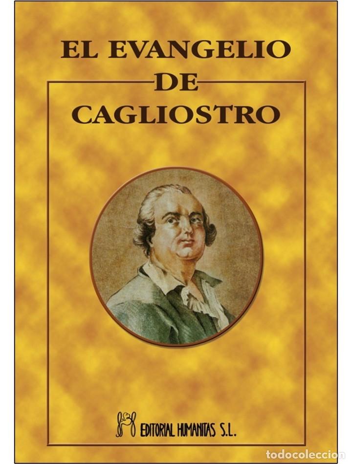 EL EVANGELIO-DE-CAGLIOSTRO (ALQUIMIA) (Libros Nuevos - Humanidades - Esoterismo (astrología, tarot, ufología, etc.))