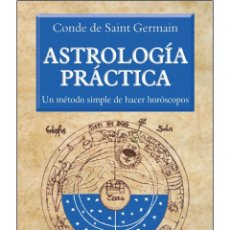Libros: ASTROLOGIA-PRACTICA. Lote 178686842