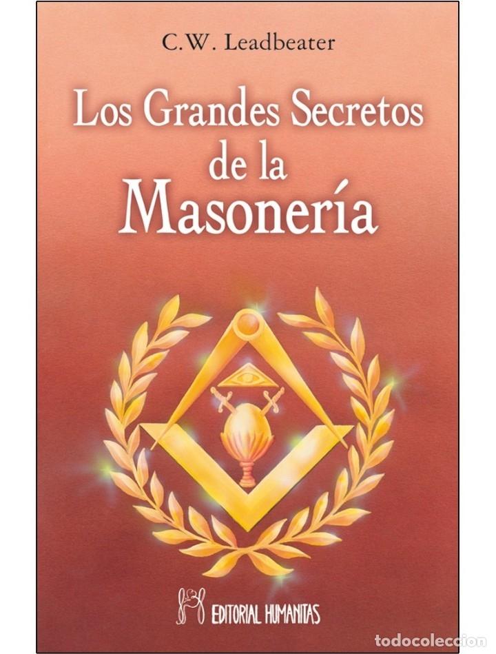GRANDES-SECRETOS-DE-LA-MASONERIA (Libros Nuevos - Humanidades - Esoterismo (astrología, tarot, ufología, etc.))