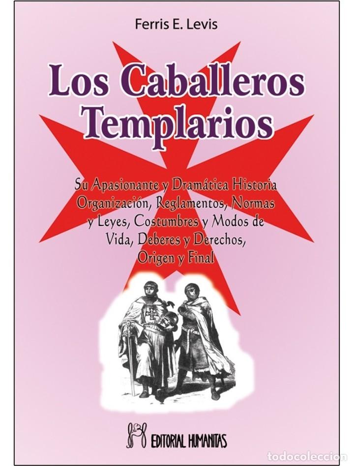 LOS CABALLEROS-TEMPLARIOS (Libros Nuevos - Humanidades - Esoterismo (astrología, tarot, ufología, etc.))