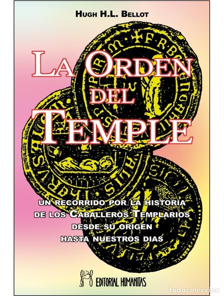 LA ORDEN-DEL-TEMPLE (Libros Nuevos - Humanidades - Esoterismo (astrología, tarot, ufología, etc.))