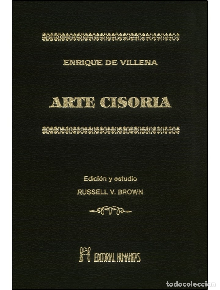 ARTE-CISORIA (LUJOSA PRESENTACION) (Libros Nuevos - Humanidades - Esoterismo (astrología, tarot, ufología, etc.))