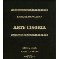 Libros: ARTE-CISORIA (LUJOSA PRESENTACION). Lote 178690321