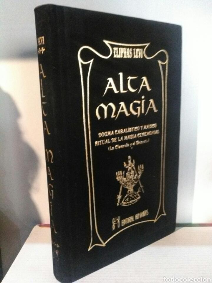 ALTA MAGIA. HUMANITAS. TERCIOPELO NEGRO (Libros Nuevos - Humanidades - Esoterismo (astrología, tarot, ufología, etc.))