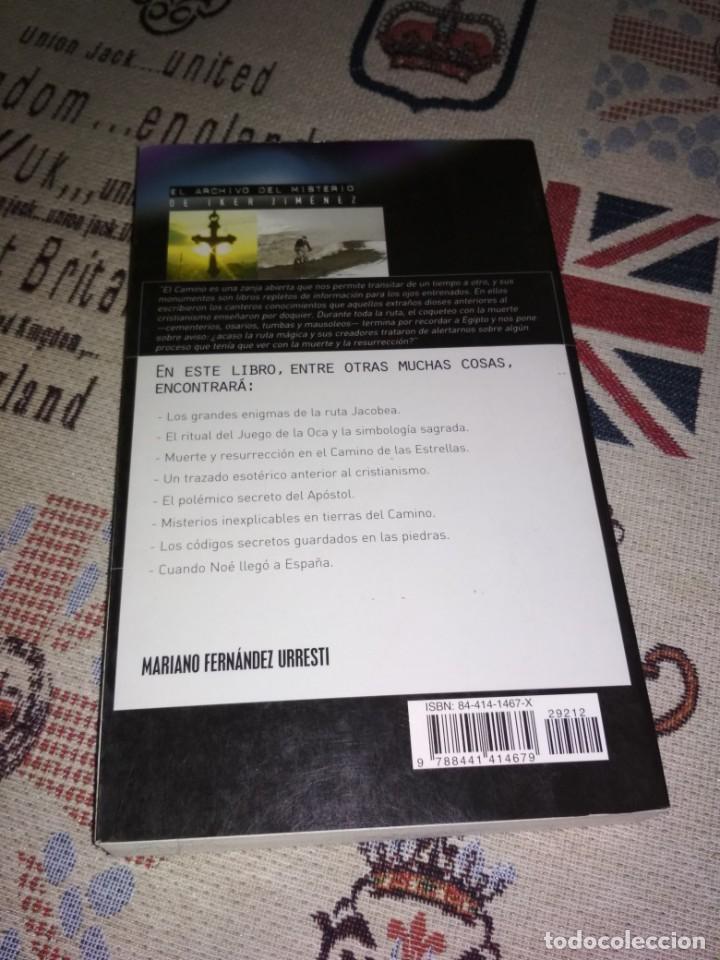 Libros: Un Viaje Mágico por el Cambio de Santiago. Edad. 2004. El Archivo del Misterio de Iker Jiménez - Foto 2 - 193976232