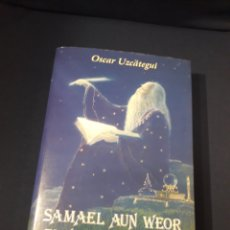 Libros: OSCAR UZCATEGUI (KWEN KHAN) EL HOMBRE ABSOLUTO (AGEAC). Lote 194352376