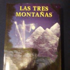 Libros: SAMAEL AUN WEOR, LAS TRES MONTAÑAS (AGEAC). Lote 194353553