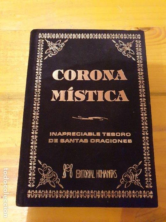CORONA MISTICA... HUMANITAS 1992 (Libros Nuevos - Humanidades - Esoterismo (astrología, tarot, ufología, etc.))