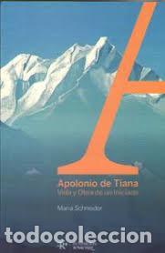 APOLONIO DE TIANA (Libros Nuevos - Humanidades - Esoterismo (astrología, tarot, ufología, etc.))