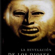 Libros: LA REVELACIÓN DE LOS DIOSES MAYAS, MAURICE M. COTTERELL. Lote 205802272