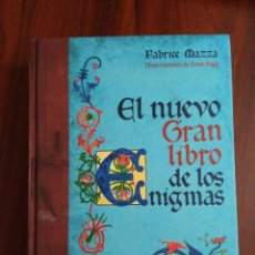Libros: EL NUEVO GRAN LIBRO DE LOS ENIGMAS. Lote 206285290