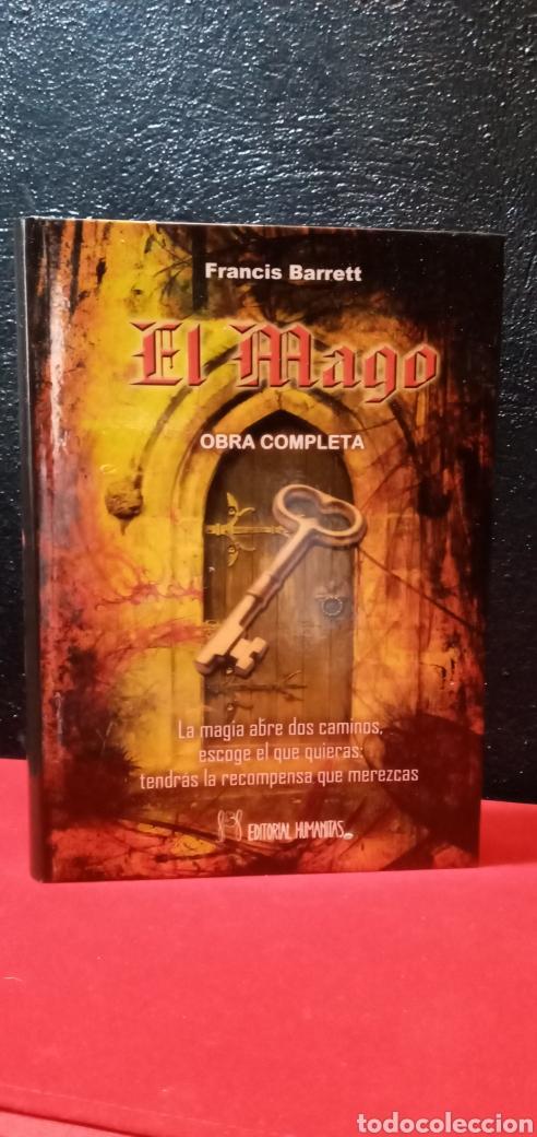 Libros: EL MAGO.FRANCIS BARRETT.OBRA COMPLETA.EDITORIAL HUMANITAS. - Foto 2 - 209309771