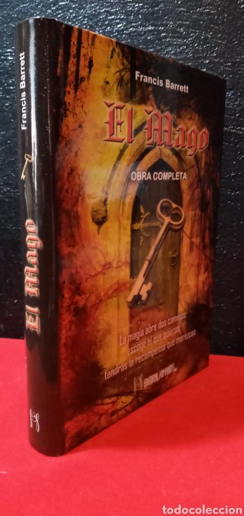 Libros: EL MAGO.FRANCIS BARRETT.OBRA COMPLETA.EDITORIAL HUMANITAS. - Foto 3 - 209309771